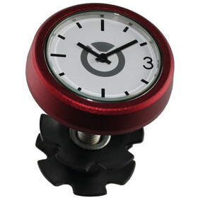 Diverse Speedlifter Ahead Horloge, red